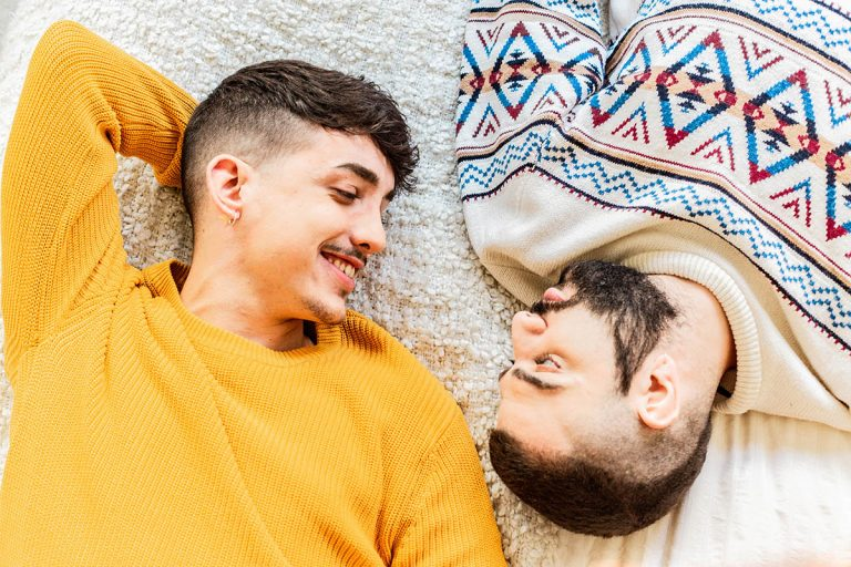 couple rencontre application gay