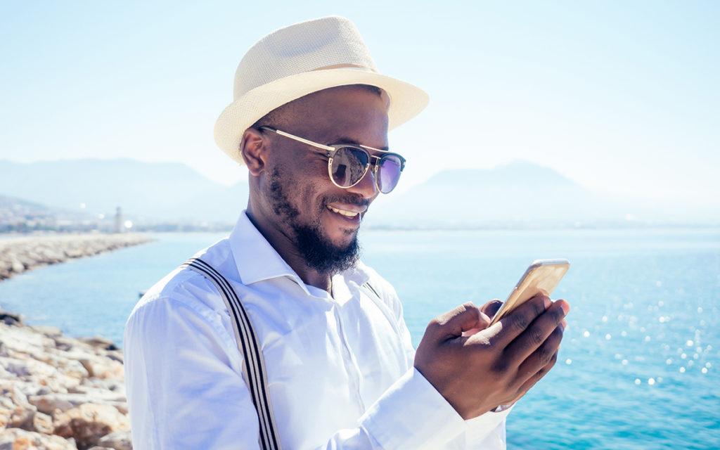 5 conseils pour mettre à jourson profil avant de partir en vacances